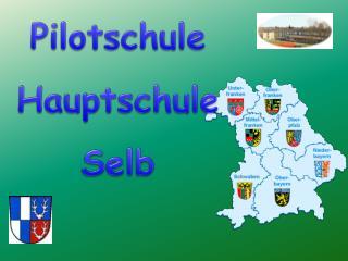 Pilotschule Hauptschule Selb