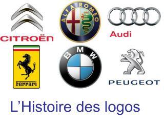 L�Histoire des logos