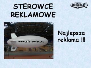STEROWCE REKLAMOWE