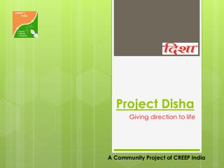 Project Disha