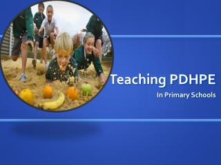 Teaching PDHPE