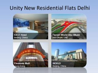 Unity Residential Flats
