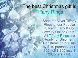 Tiffany Rings