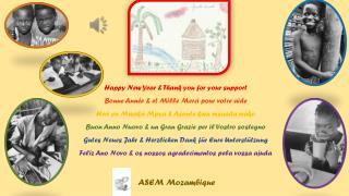 Happy  New Year & Thank you for your support Bonne Année & et Mille Merci pour votre aide