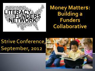 Strive Conference, September, 2012