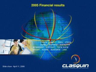 Slide show - April 11, 2006