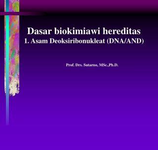 Prof. Drs. Sutarno, MSc.,Ph.D.