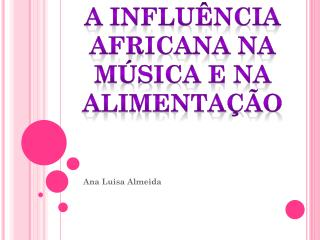 Ana Luisa Almeida