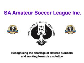 SA Amateur Soccer League Inc.
