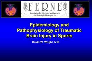 Epidemiology and Pathophysiology of Traumatic Brain Injury in Sports