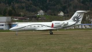 Altenrhein, 13. Feb. 2014 Gulfstream G-IV(SP)