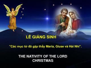 L? GI�NG SINH