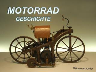 MOTORRAD GESCHICHTE
