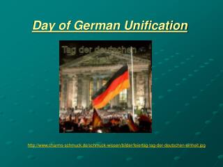 Day of German Unification