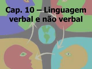 Cap. 10 – Linguagem verbal e não verbal
