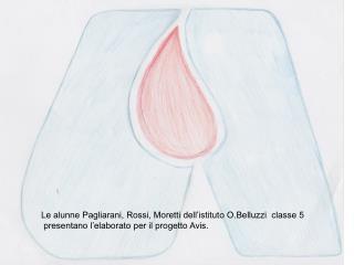 Le alunne Pagliarani, Rossi, Moretti dell'istituto O.Belluzzi  classe 5