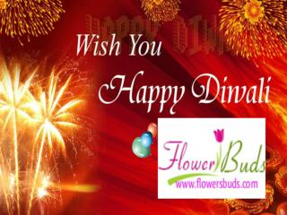 Wishing You a Happy Diwali with Online Flowers Delivery in H