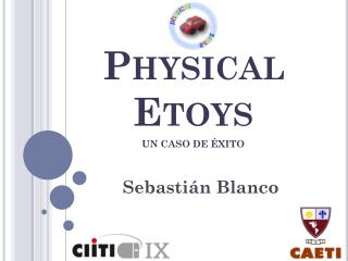 Physical Etoys