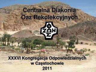 Centralna Diakonia  Oaz Rekolekcyjnych