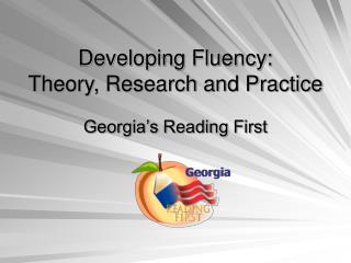PPT - Developing Fluency: Theory, Research and Practice ...