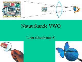 Natuurkunde VWO