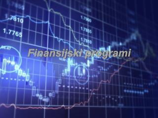 Finansijski programi