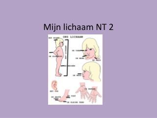 Mijn lichaam NT 2