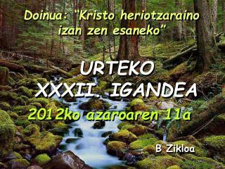 B Zikloa
