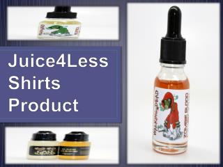 Juice4Less Shirts Product