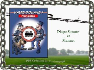 Diapo Sonore  et  Manuel