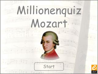 Millionenquiz Mozart