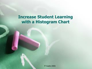 Increase Student Learning  with a Histogram Chart