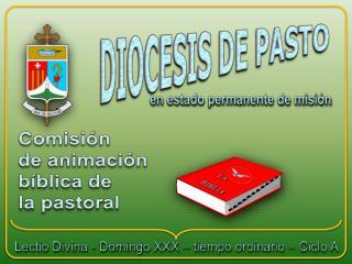 Comisión  d e animación bíblica de l a pastoral