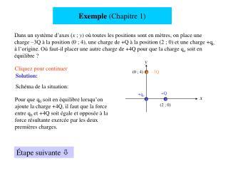 Exemple  (Chapitre 1)