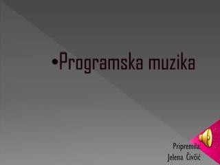 Programska muzika