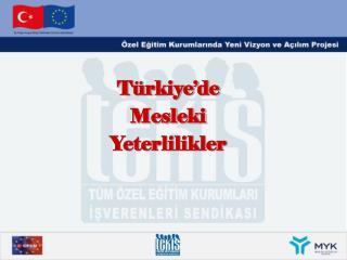 Türkiye'de Mesleki Yeterlilikler