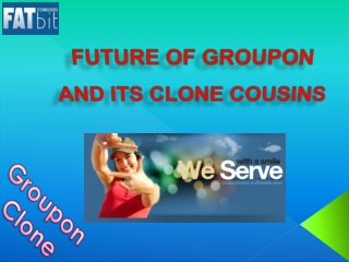 Future Of Groupon And Its Clone Cousins