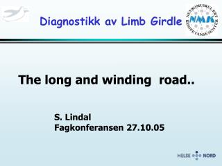 Diagnostikk av Limb Girdle