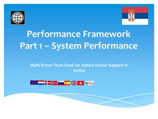 Performance Framework  Part 1 – System Performance