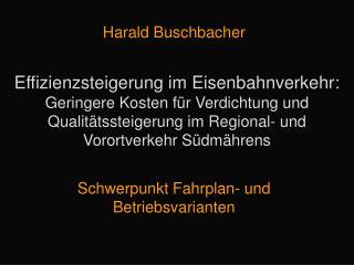 Harald Buschbacher