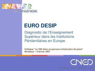EURO DESIP