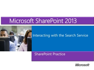 Architecture: Fast Search Server 2010 for SharePoint