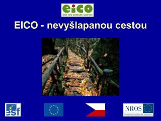 EICO - nevyšlapanou cestou