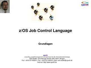 z/OS Job Control Language