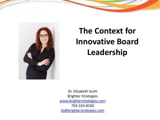 E-Board Leadership
