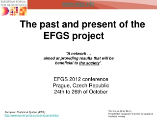 Presentation on main changes in PRAG 2012