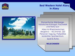 Best Western Hotel Alzey  in Alzey