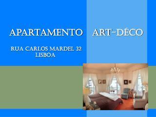 Apartamento   Art-Déco