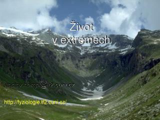 Život  v extrémech