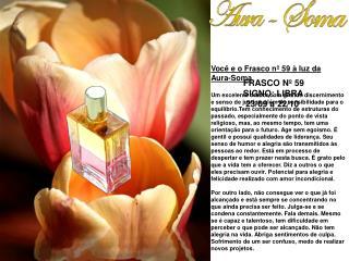 FRASCO Nº 59   SIGNO: LIBRA    23/09 a 22/10